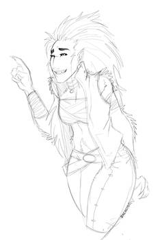 Lily, A Shifter