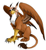 Isriphos the Griffon