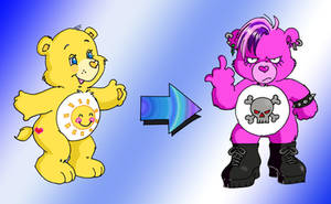 Care Bears, the Teen Years _1 by DrChrissy