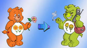 Care Bears, The Teen Years_6 by DrChrissy