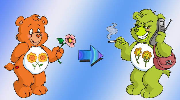 Care Bears, The Teen Years_6