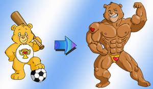 Care Bears, The Teen Years_7