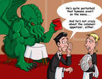 Laughs with Cthulhu