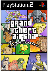 FFXII: Grand Theft Airship by DrChrissy