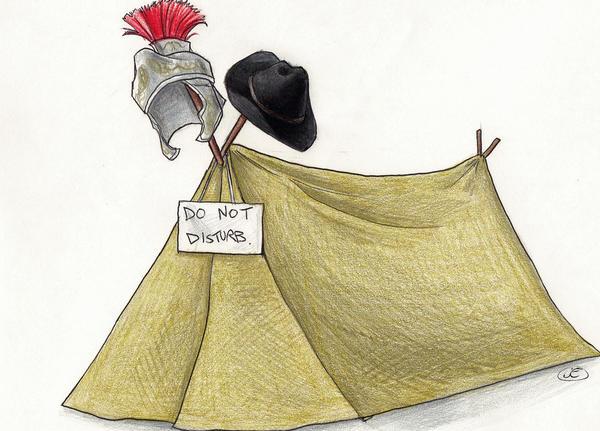 Do Not Disturb by Mistress-D