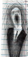 Slender Man doodle