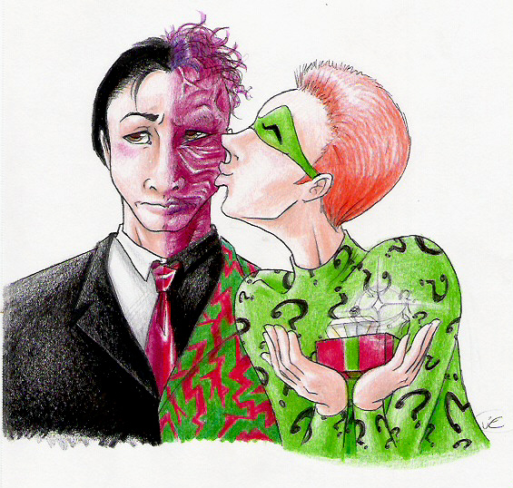 Viccek - Page 2 Riddler_Two_Face_Christmas_by_Mistress_D