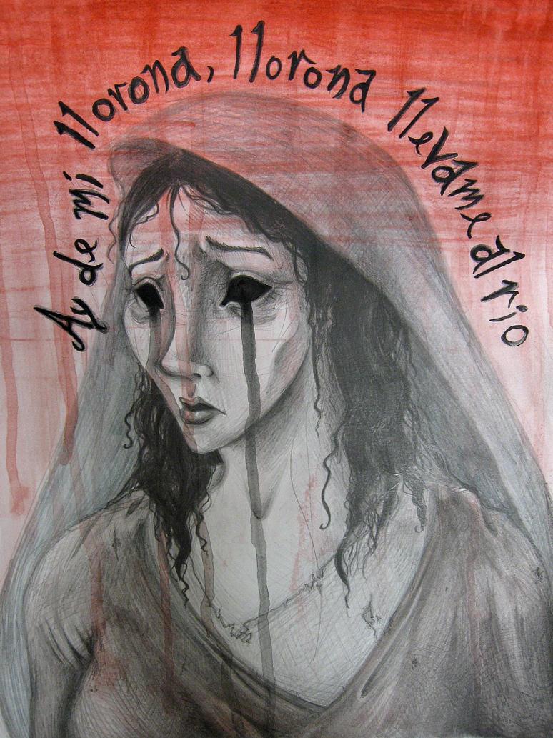 La llorona by mistress d on deviantart