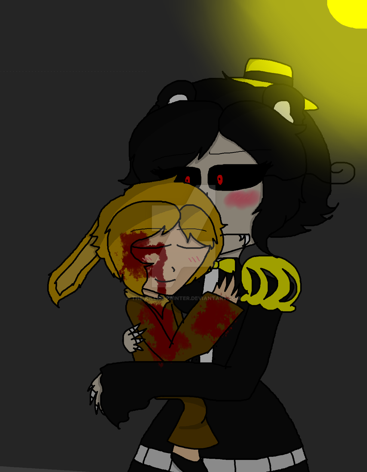 Plushtrap And Femnightmare By The Killer Painter On Deviantart