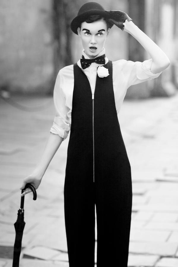 Miss Chaplin by RIOP