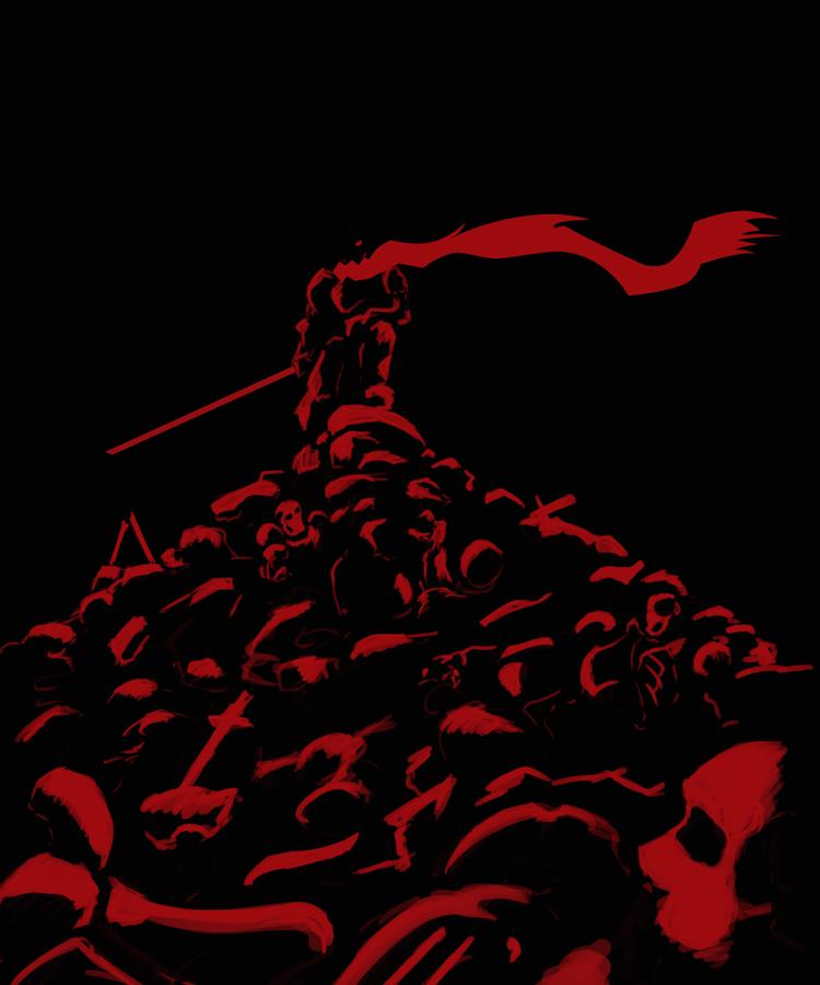 Blood Army by shyft9