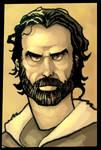 A dangerous guy - The Walking Dead