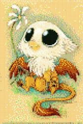 Chibi Hippogriff by DenmarkKittenKiss