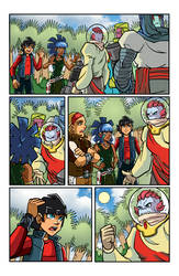 Redakai Vol 1 pg 37