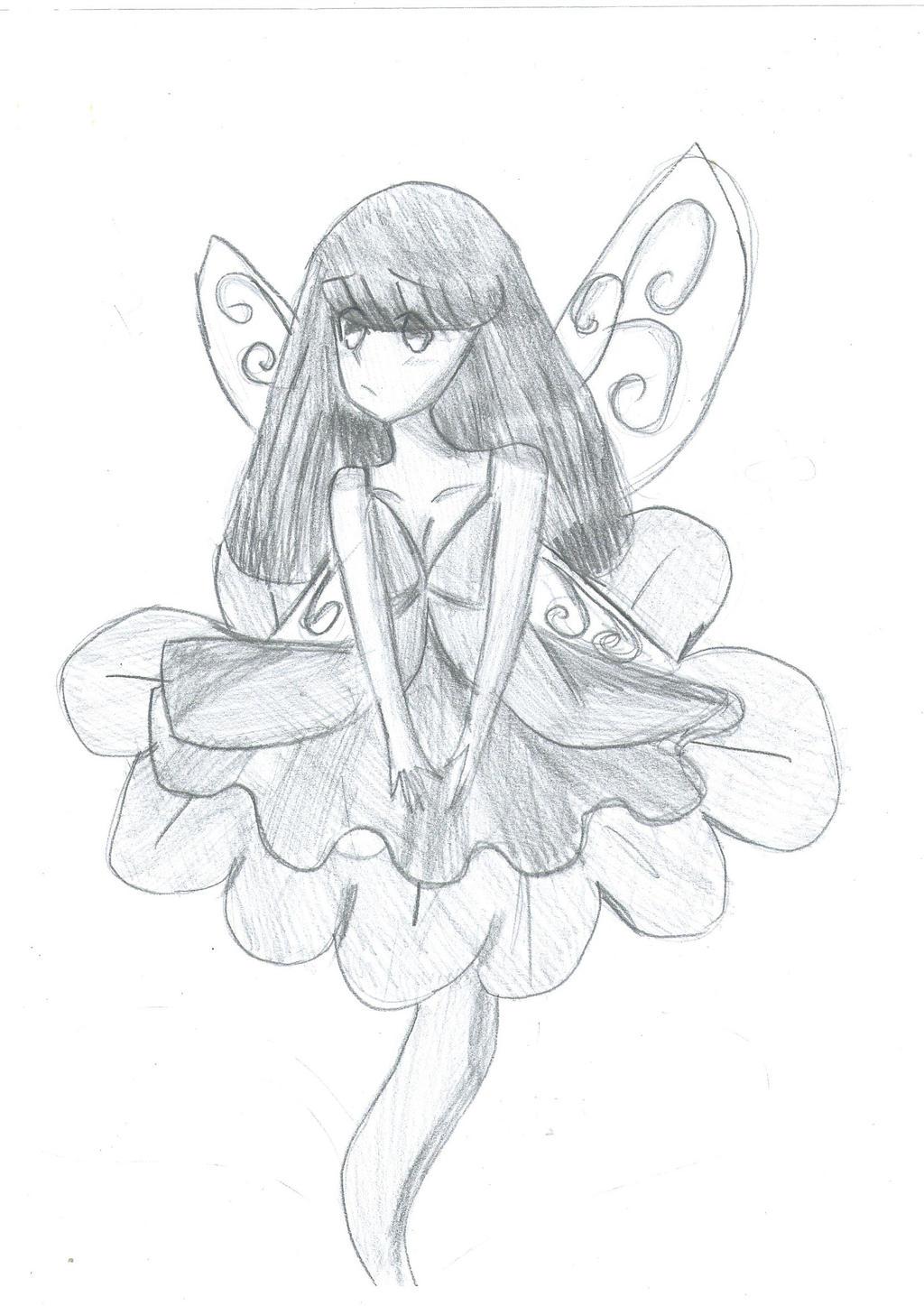 Little Fairy by Shizuko-Akatsuki