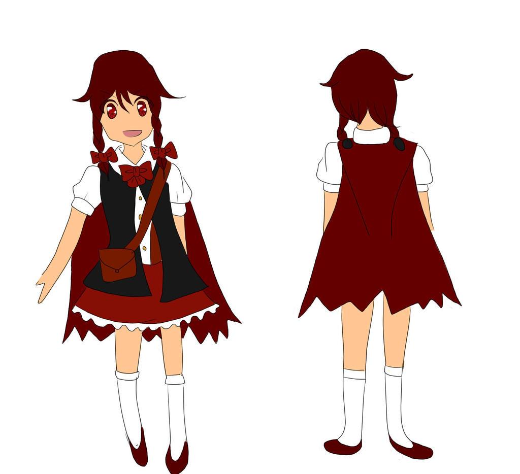 Shizuko reference sheet by Shizuko-Akatsuki