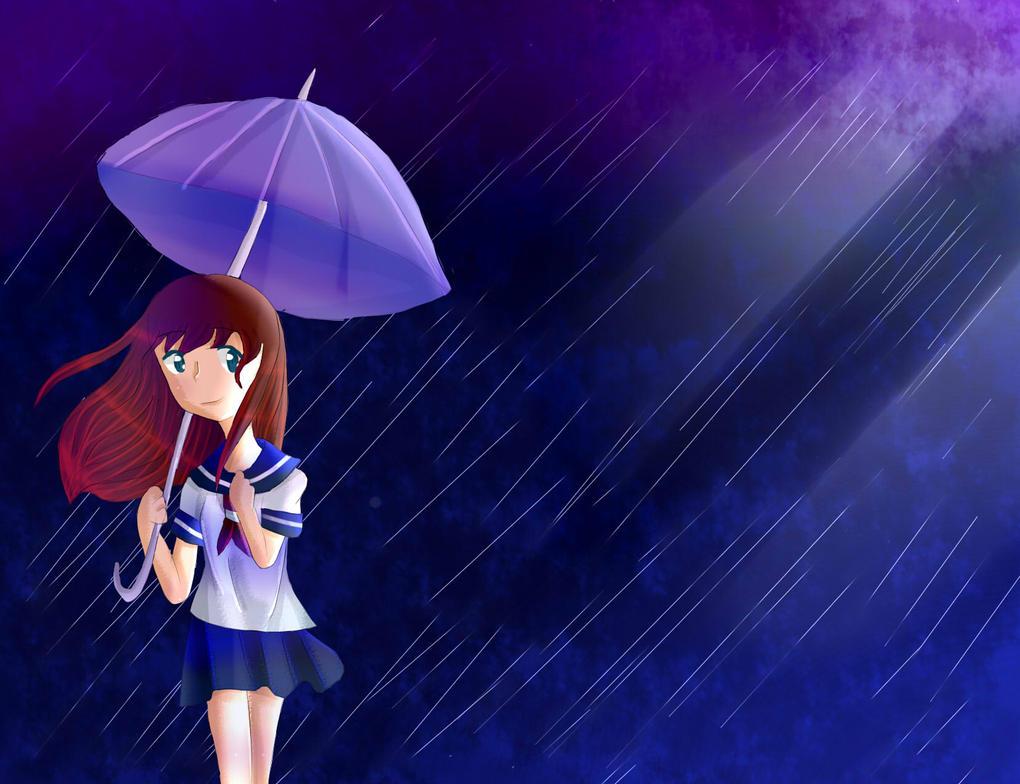 Look up at the bright side by Shizuko-Akatsuki