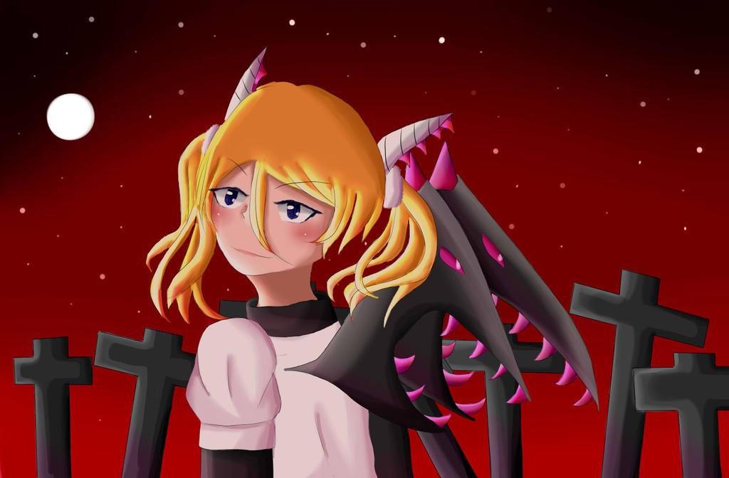 [Request] The Prettiest Nightmare ~ Mikarin by Shizuko-Akatsuki