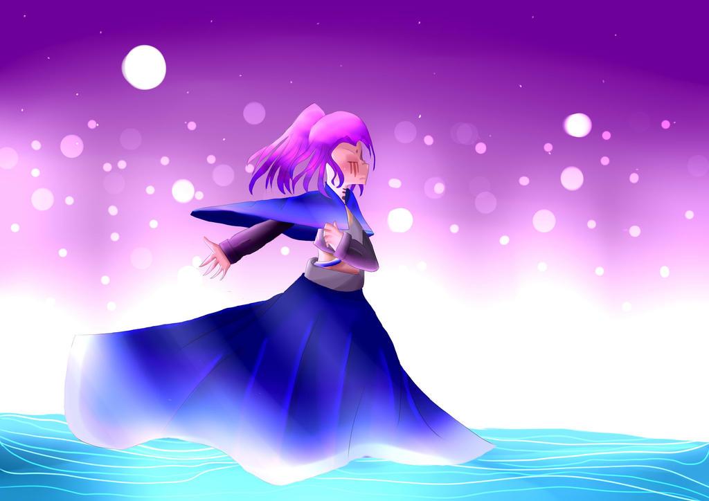 [Request] Water Magic ~ Layla by Shizuko-Akatsuki