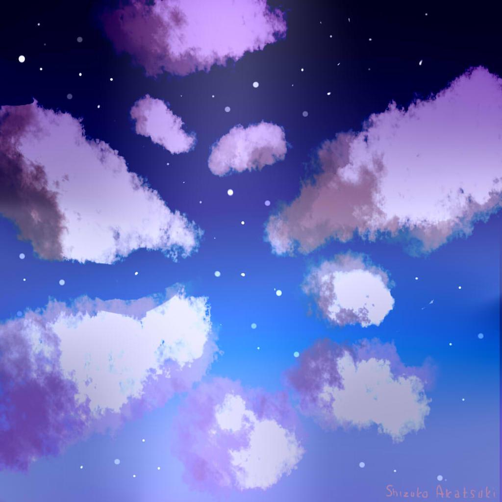 Cloud training by Shizuko-Akatsuki