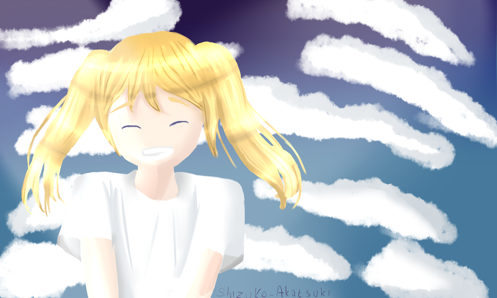 Sunshine by Shizuko-Akatsuki