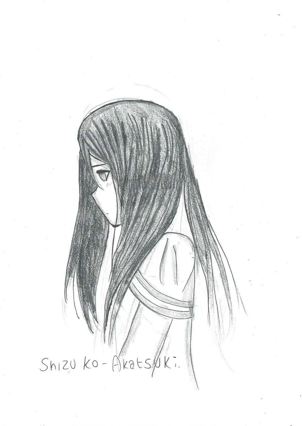 [Inktober] Day 4 : Gloomy Mood by Shizuko-Akatsuki