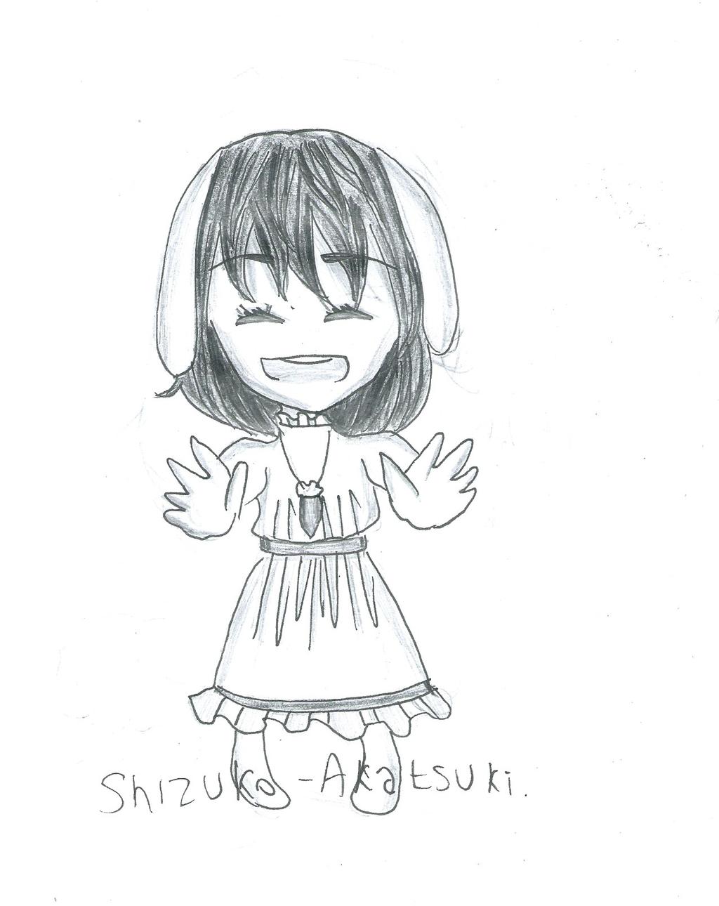 [Inktober] Day 10 by Shizuko-Akatsuki