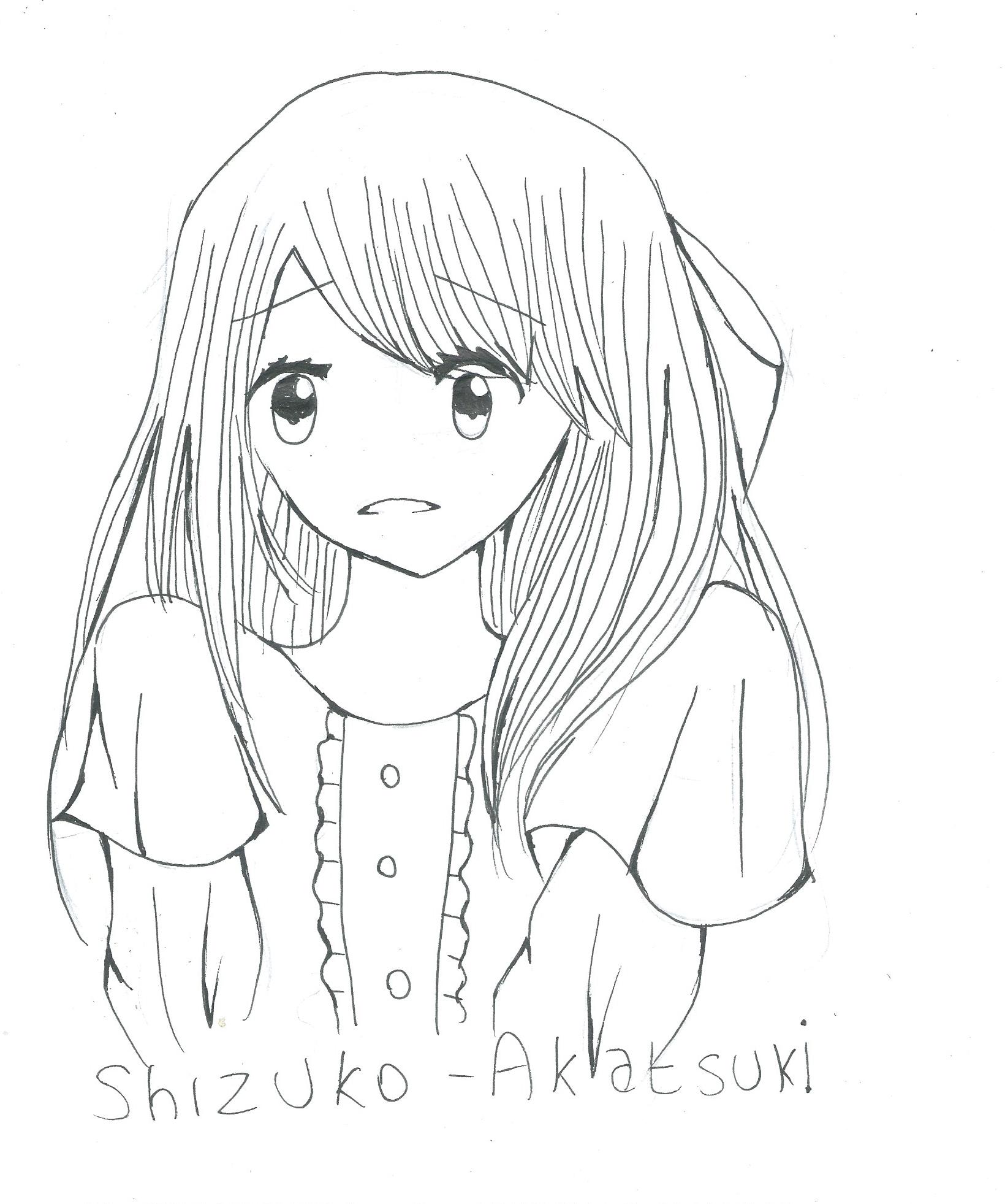 [Inktober] Day 15 : Rin by Shizuko-Akatsuki