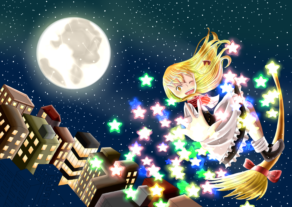 [WIP] Stardust Reverie v2 - 2 by Shizuko-Akatsuki