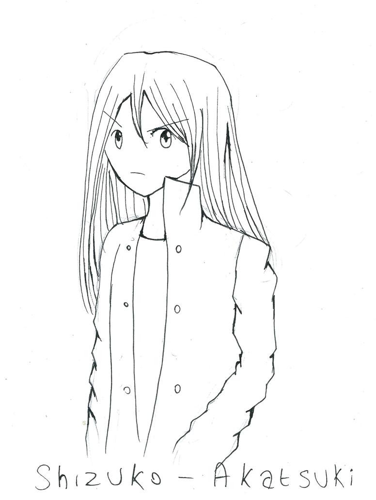 [Inktober] Day 18 : Mantle by Shizuko-Akatsuki