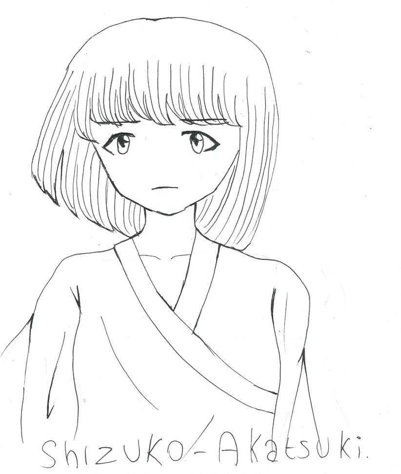 [Inktober] Day 19 : Samurai by Shizuko-Akatsuki