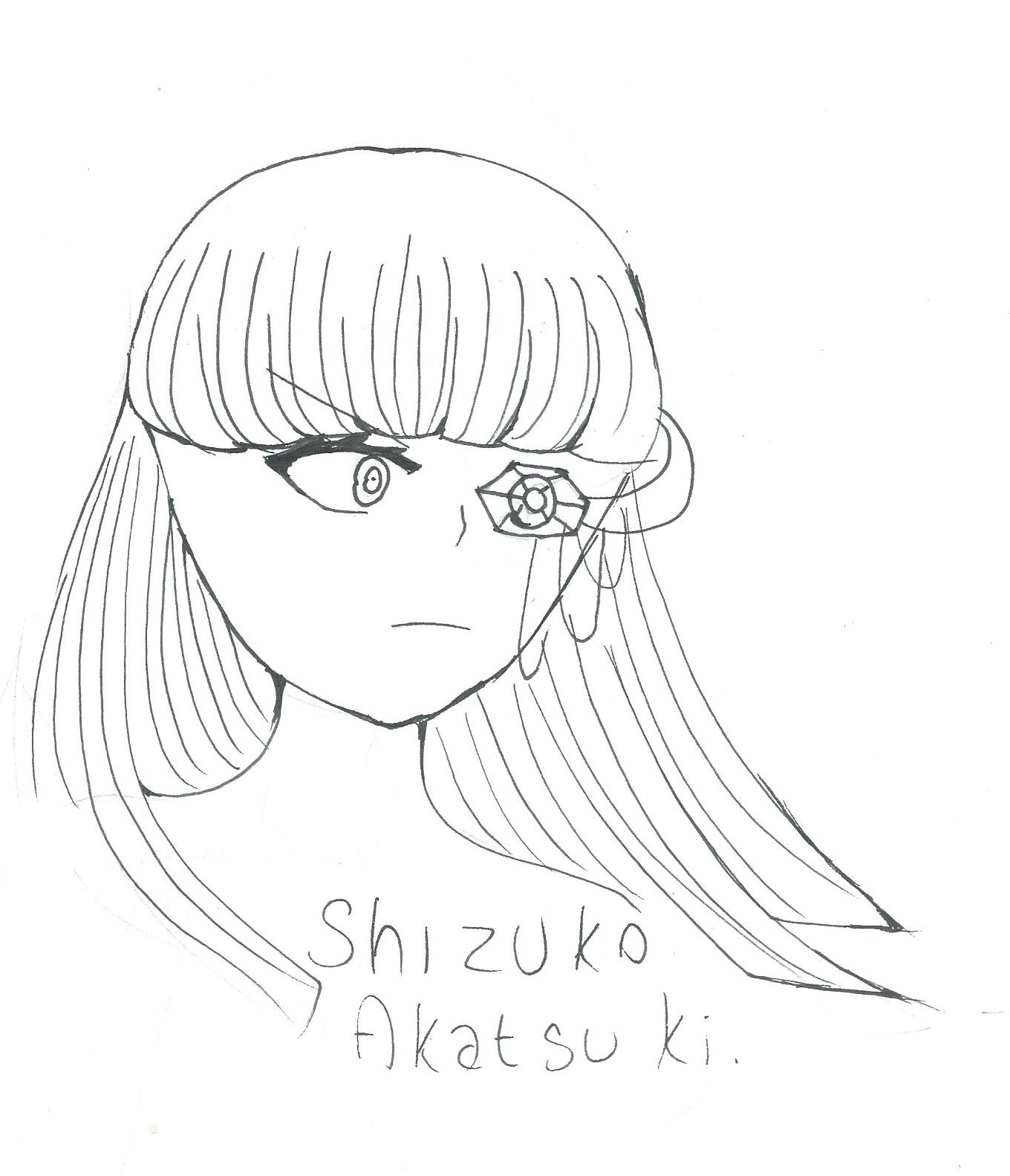[Inktober] Day 24 : Cyborg by Shizuko-Akatsuki
