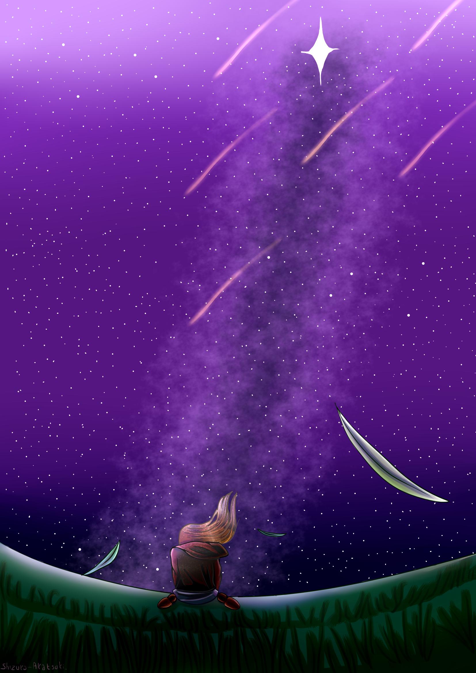 Distant Star by Shizuko-Akatsuki