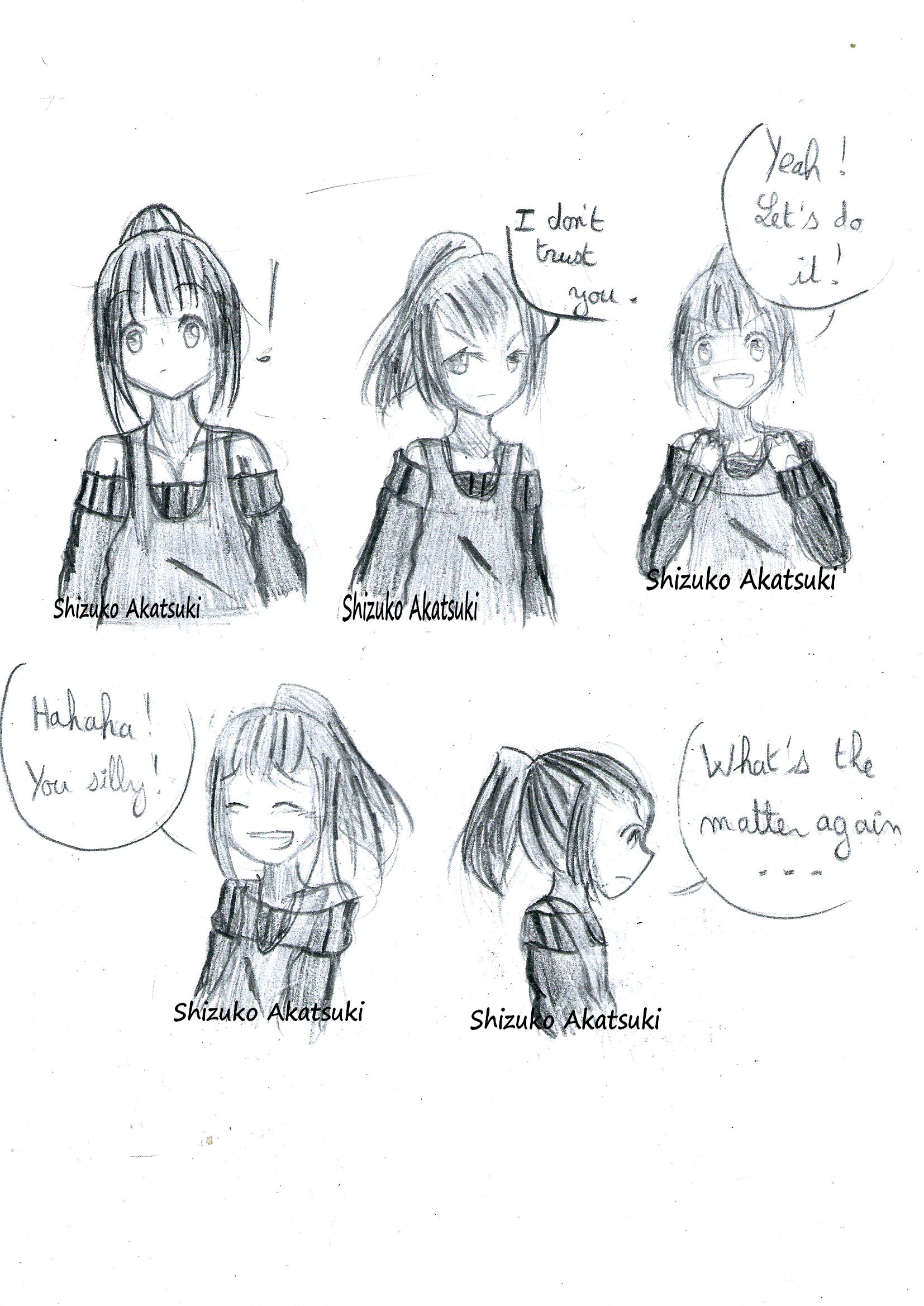 Clea Sketchpage by Shizuko-Akatsuki