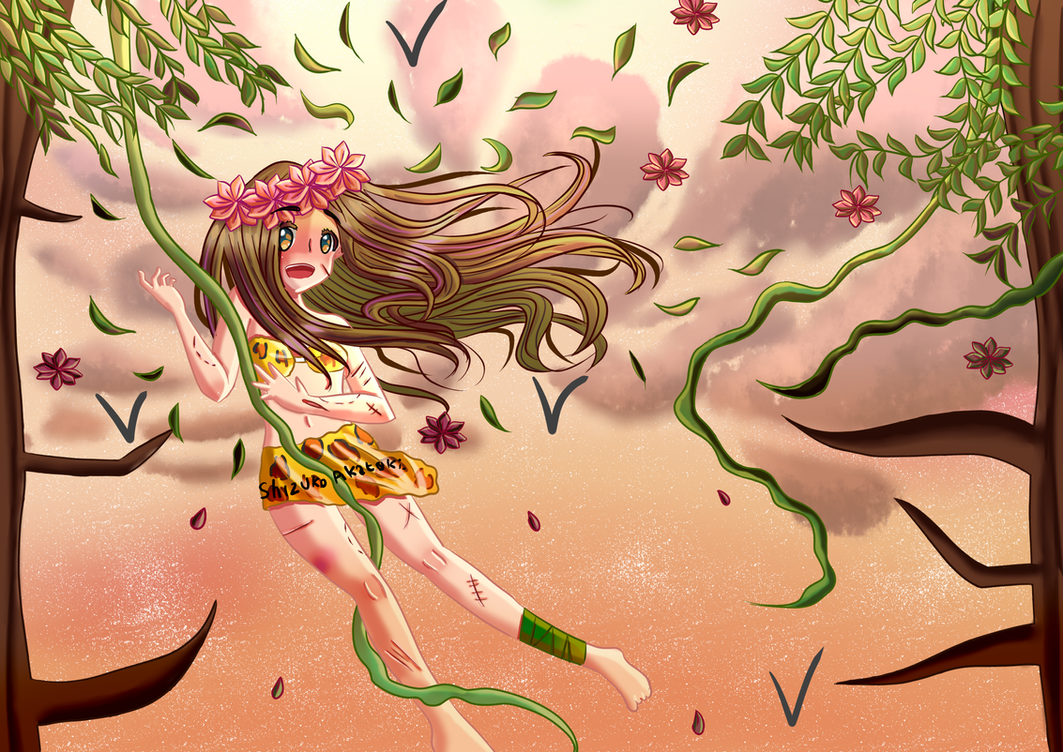 [Commission] Wild Adventure by Shizuko-Akatsuki