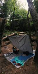 Camping Light by Dot-Desperation