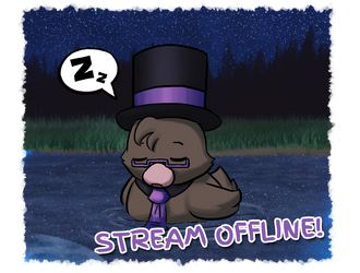 Streaming! [OFFLINE] by Duck-Roulette