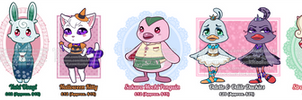 Animal Crossing Adopts Batch 1 (CLOSED)