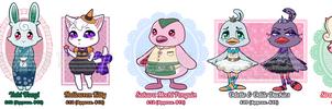Animal Crossing Adopts Batch 1 (CLOSED)