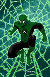 SpiderLantern by BearClawStudios