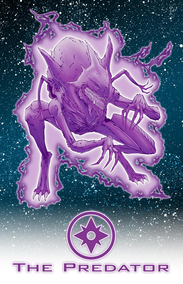 PredatorLantern by BearClawStudios