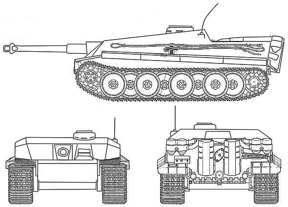 Sturmgeschutz Tiger I by TheSourKraut