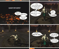 Mortal Komic Armageddon 19 by Umbrascitor