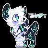 Binary Pixel (C) by PoicakesXOX