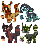 Adopts 2 / 4 OPEN