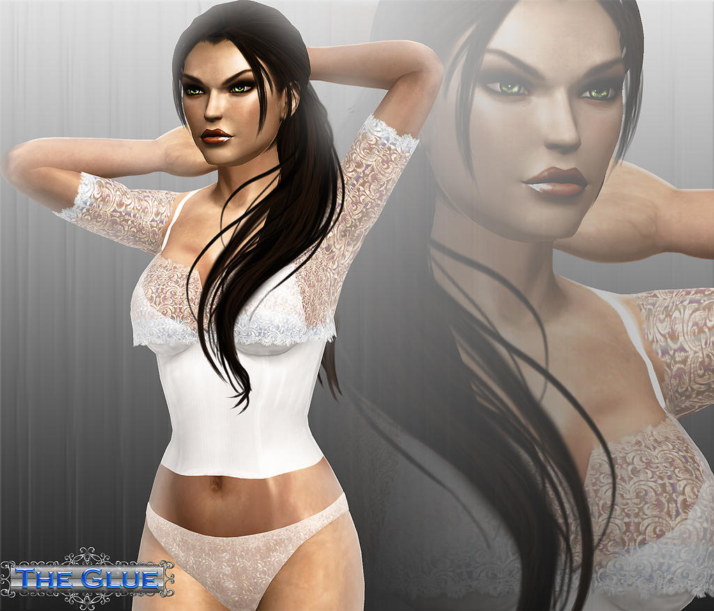 Tomb Rider Wallpaper: Tomb Raider Lara Croft 1 By TypeATS On DeviantArt