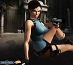 Tomb Raider Lara Croft 7