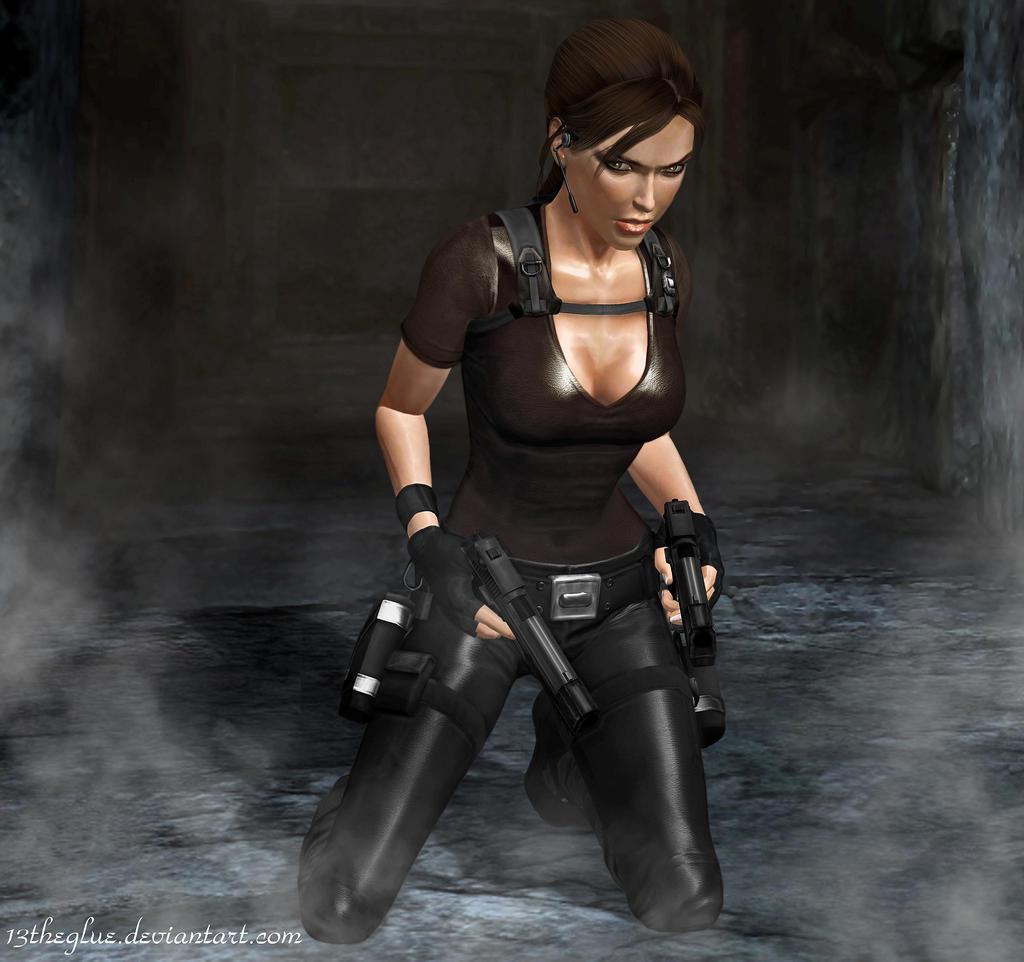 Tomb Rider Wallpaper: Tomb Raider Lara Croft 16 By TypeATS On DeviantArt