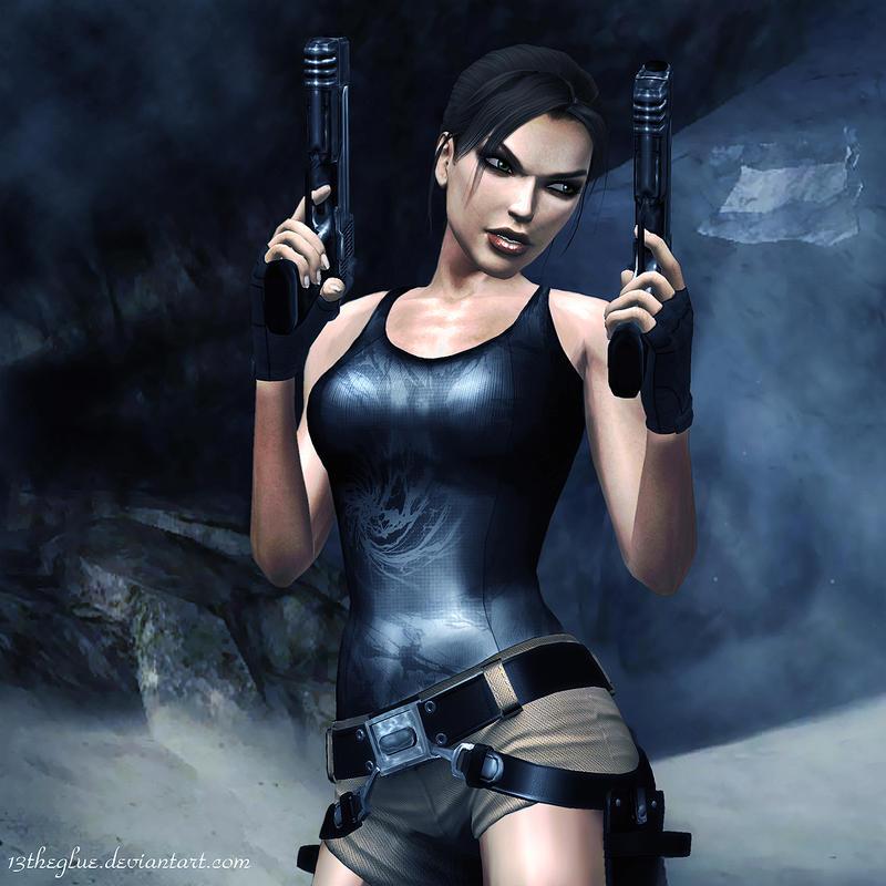 Tomb Rider Wallpaper: Tomb Raider Lara Croft 17 By TypeATS On DeviantArt