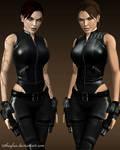 TR Lara and Doppelganger 5
